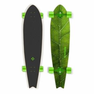 """Riedlentė Longboard Street Surfing Fishtail – The Leaf 42"""""""