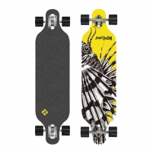 """Riedlentė Longboard Street Surfing Freeride – Dragon 39"""""""