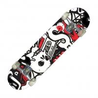 Riedlentė STREET PRO HIP HOP Skateboards
