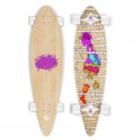"Skrituļdēlis Street Surfing Woods 40"" Longboard Skrituļdēļi"