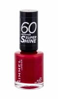 Rimmel London 60 Seconds Super Shine Nail Polish Cosmetic 8ml 315 Queen Of Tarts Dekoratyvinė kosmetika nagams