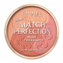 Rimmel London Match Perfection Blush Cosmetic 15g 003 Medium Skaistalai veidui