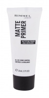 Rimmel London Matte Primer Makeup Primer 30ml Pamatojoties uz make-up uz sejas