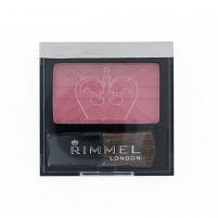 Rimmel London Soft Colour Blush Cosmetic 4,5g (Shade 115 Mauve Cool) Skaistalai veidui