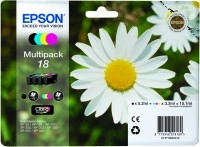 Rinkinys Epson T1806 CMYK MultiPack | XP- 102/202/205/302/305/402/405/405WH