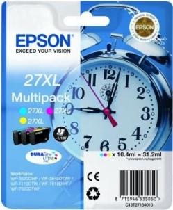 Rinkinys Epson Epson T2715 C/M/Y 3-colour XL DURABrite Spausdintuvų priedai