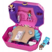 Rinkinys FRY35 / GCJ88 Mattel Polly Pocket Tiny Twirlin Music Box