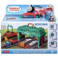 Rinkinys GHK74 Fisher-Price Thomas And Friends Knapford Station
