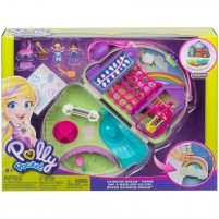 Rinkinys GKJ63 / GKJ65 Mattel Polly Pocket Tiny Power Rainbow Dream Purse