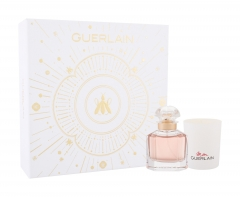 Rinkinys Guerlain Mon Guerlain Edp 50 ml + Fragrant Candle 75 g
