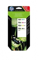 Rinkinys HP 940XL Combo Pack CMYK | OfficeJet