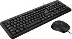 Rinkinys iBOX OFFICE KIT II Klaviatūra ir optinė pelė USB