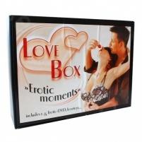 Rinkinys Meilės paslaptis Erotiniai žaidimai