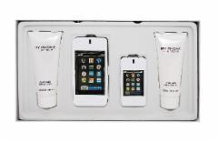 Rinkinys moterims My phone white EDT Kvepalų ir kosmetikos rinkiniai