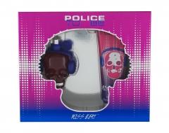 Rinkinys Police To Be Miss Beat EDP 40ml Kvepalų ir kosmetikos rinkiniai
