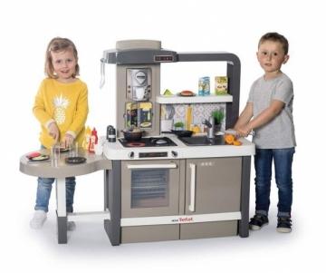 Rinkinys Virtuvė 7600312300 Большая раскладная кухня Smoby Tefal Evolutive
