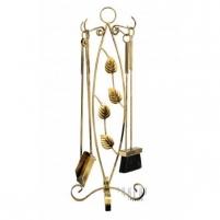 Rinkinys židiniui 70-1240 73*24cm Fireplace tools