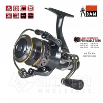 Ritė DAM Quick Camaro 600 RD 5+1bb The reel with the brake