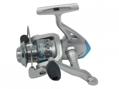 Ritė Justen RUMPOL 10 9+1G The reel with the brake