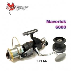 Ritė SURF MASTER Maverick MA 6000A 9 +1BB Other reel