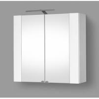 Riva veidrodinė spintelė SV 80-10 Vonios spintelės