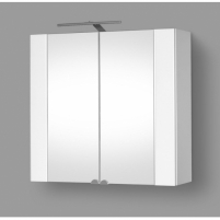 Riva veidrodinė spintelė SV 80-10 Bathroom cabinets