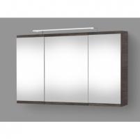 Riva veidrodinė spintelė SV1045-1/Dark Vonios spintelės