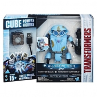 Robotas C3481 / C3368 TRANSFORMERS 5 ALL SPARK SQWEEKS