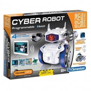 Robotas Clementoni Cyber Robot Robots rotaļlietas