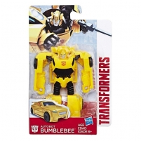 Robotas E1164 / E0618 Transformers Authentics Bumblebee Robots rotaļlietas