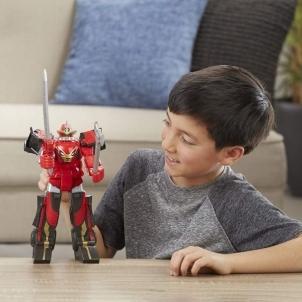 Robotas E5949 / E5900 Hasbro Power Rangers Beast Racer Zord Robotai žaislai