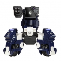 Robotas GJS Robot GEIO Gaming Robot blue (G00200) Robots toys