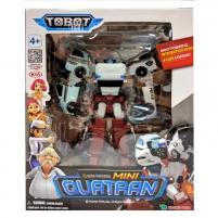 Robotas Mini Quatran Toys for boys