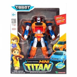 Robotas Mini Tobot Titan Žaislai berniukams