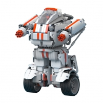 Robotas Xiaomi Mi Robot Builder Bunny white (JMJQR01IQI) Robots toys
