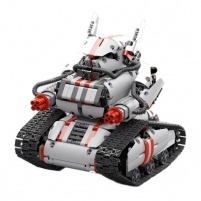 Robotas Xiaomi Mi Robot Builder Rover white (JMJQR03IQI) Robots toys