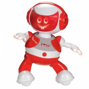 Robotukas Discorobo Single Red (Eng) Robotai žaislai