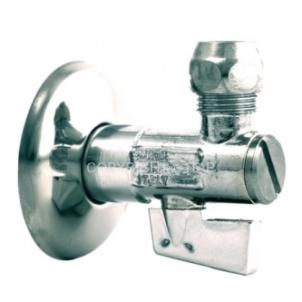 Rutulinis ventilis ITAP maišytuvo pajungimui, d 1/2''-10 Prijungimo ventiliai