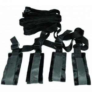 S&M Bed Bondage Restrain Kit Kits