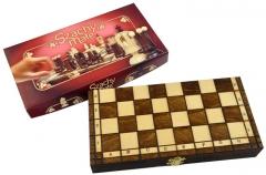 Šachmatai 0308, 28 x 28 cm Kiti žaidimai