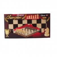 Šachmatai Champion, 35 x 35 cm Kiti žaidimai