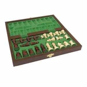 Šachmatai turistiniai 27 x 27 cm Kiti žaidimai