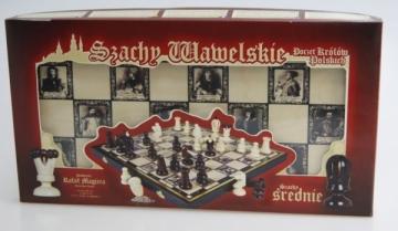 Šachmatai WAWEL, 43 x 43 cm Citas spēles