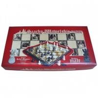 Šachmatai WAWEL MAG, 35 x 35 cm Kiti žaidimai