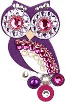 Sagė Pelėda , violetinė Sagės rūbams