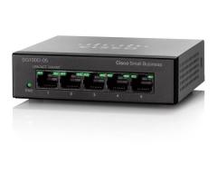 Šakotuvas Cisco SG110D-05 5-Port Gigabit Desktop Switch
