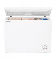 freezer HISENSE Chest Freezer 205L White A+