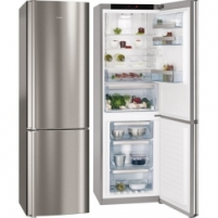 Ledusskapis-saldētava AEG S83420CMX2