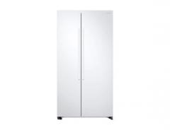 Šaldytuvas - šaldiklis Fridge-freezer Side by Side Samsung RS66N8100WW Šaldytuvai ir šaldikliai