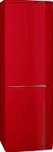 Refrigerator ATLANT XM 6025-083 A+ ruby